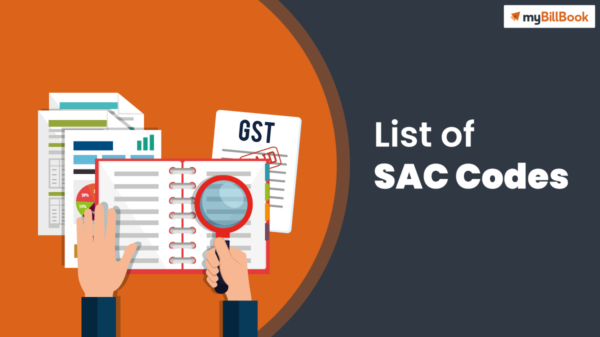 list of sac codes