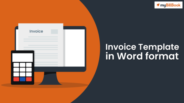 invoice template in word format