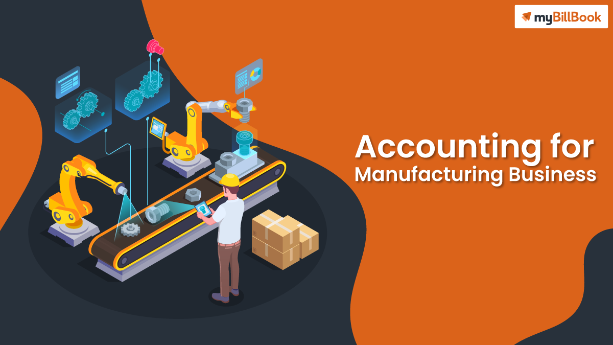 manufacturing business accounting