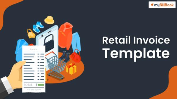 retail invoice template