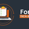 form 15ca and 15cb