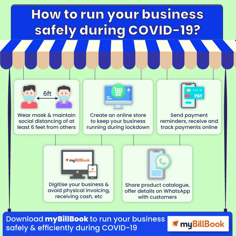 run business safely during covid 19