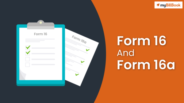 form 16 and form 16a