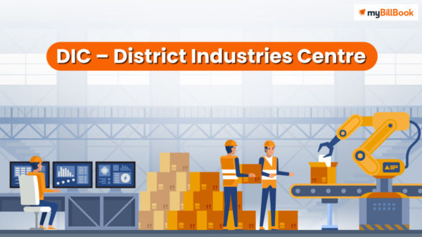 dic district industries centre