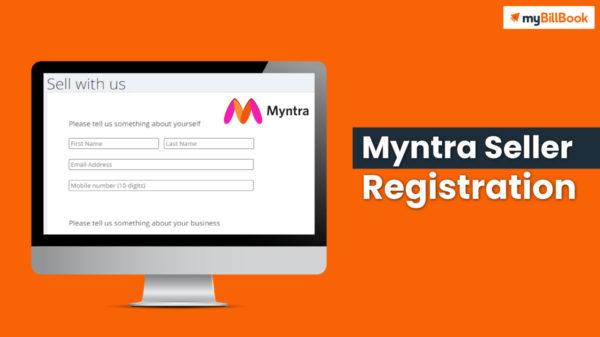 myntra seller registration