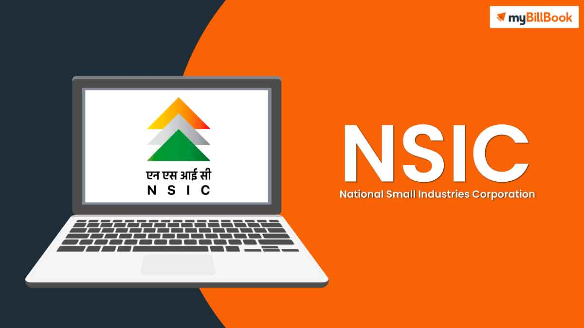 nsic national small industries corporation