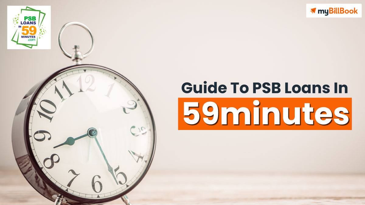 psb loans in 59minutes