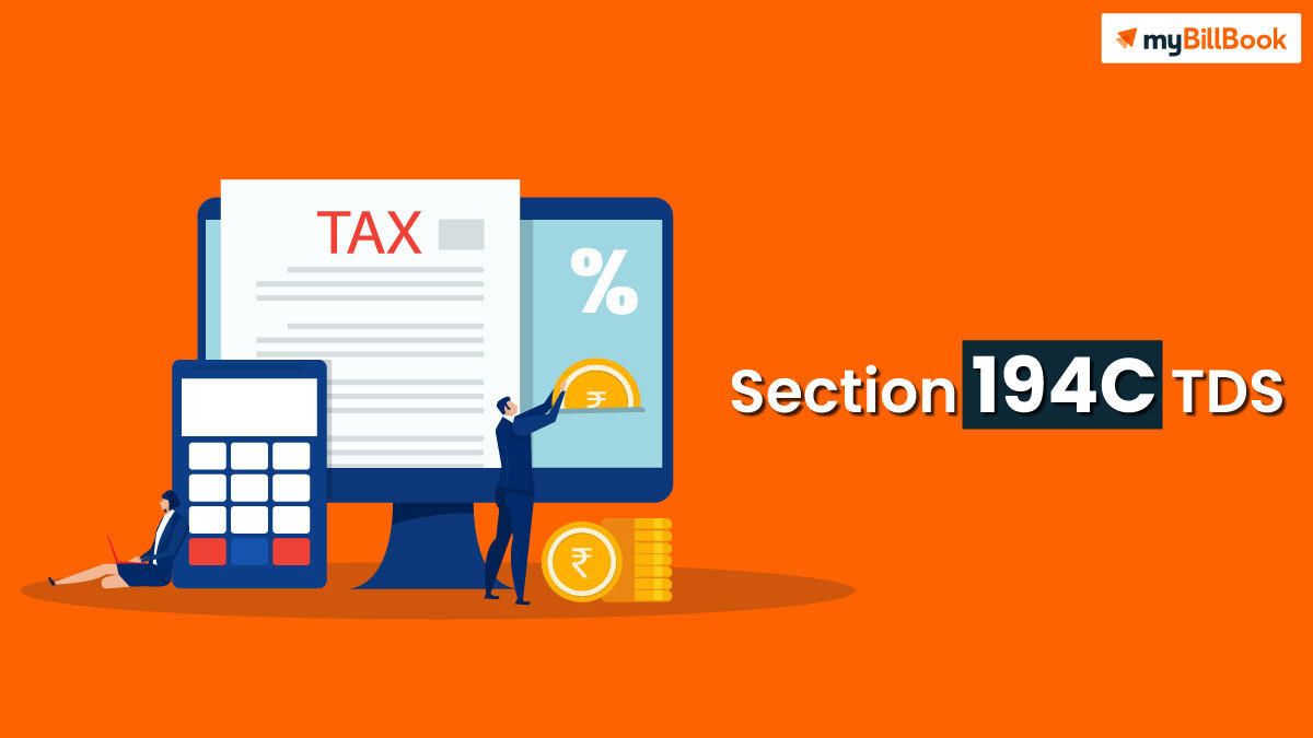 section 194c tds