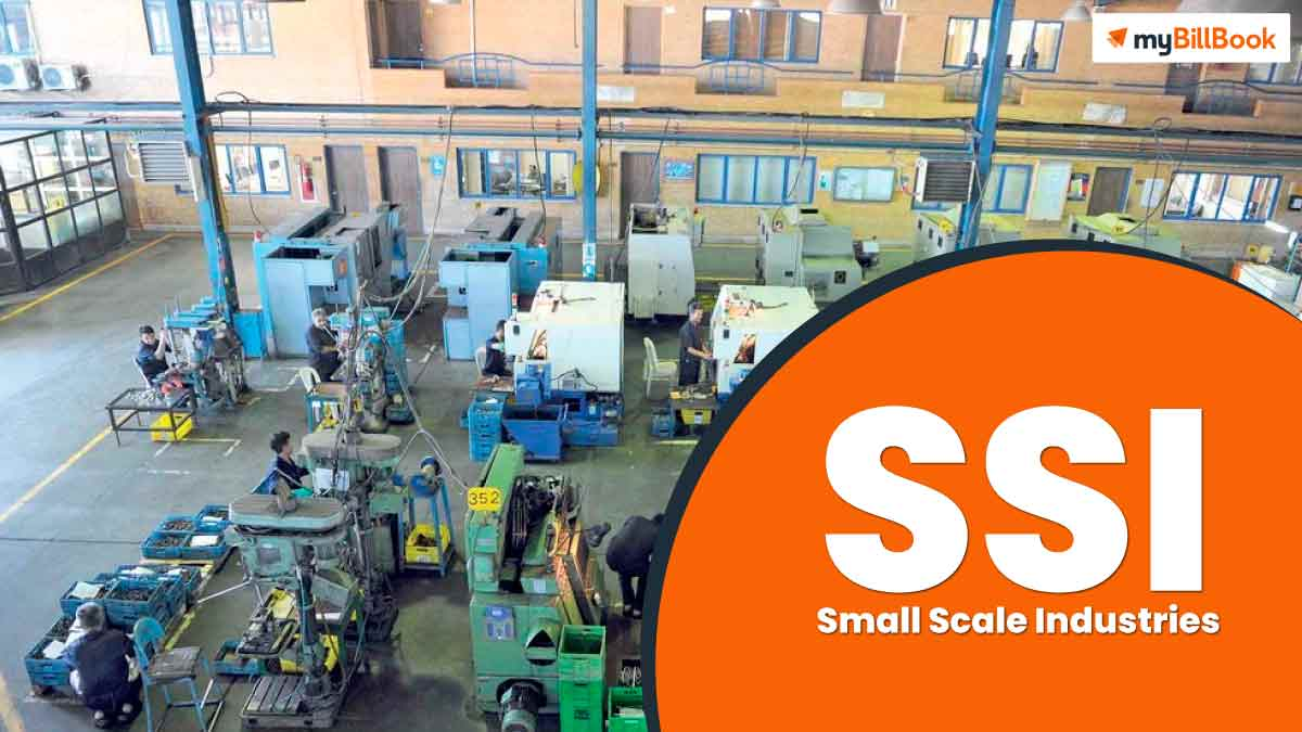 ssi small scale industries